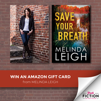 It's here - a new Melinda Leigh thriller! She's giving away a $25 Amazon GC to celebrate