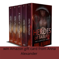 Anna Alexander - See what these super heroes wear under their masks!