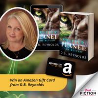 D.B. Reynolds celebrates SHIFTER PLANET: THE RETURN ~ Win Amazon Gift Card!