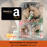 J.S. Scott (Lane Parker) celebrates a special 2-for1 Holiday release! Win an Amazon Gift Card!