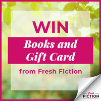 Win Books and Apple Books Gift Card from Fresh Fiction