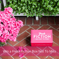 Let the BOOKS come to you! Fresh Fiction Box Not To Miss has the answer