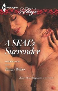 Win a Signed copy of A SEAL's Surrender by Tawny Weber