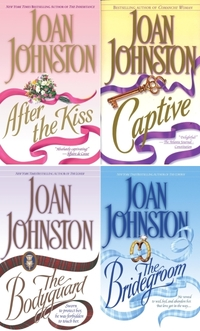 Win Joan Johnston's Captive Hearts series (4 books)