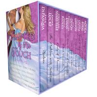 Win TEN books from the authors of TEMPTED BY HIS TOUCH!