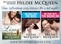 Refreshing Stories for Hot Nights from Hildie McQueen