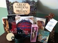 Deb Marlowe wants you to explore Nature -- An English Garden!