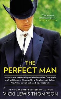 Win THE PERFECT MAN and a $25 B&N gift card from Vicki Lewis Thompson!