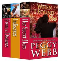 Win Three Blockbuster Novels in One Package from Peggy Webb!