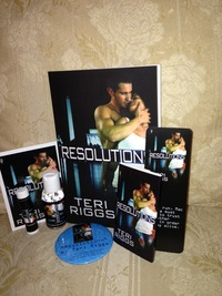 Win a Bag of Swag and RESOLUTIONS from Teri Riggs!