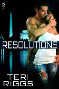Trick or Treat. Give Me Something Good to Read, RESOLUTIONS by Teri Riggs!
