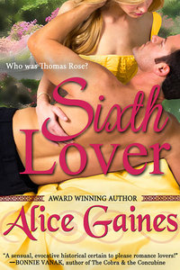 Win THE SIXTH LOVER by Alice Gaines!
