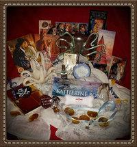 Katherine Bone's Get Kraken October Giveaway!