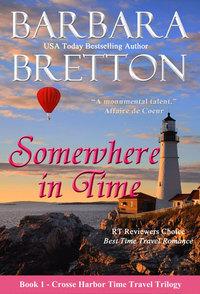 Travel through Time with Barbara Bretton this Halloween!