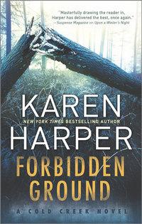 Dare to Cross FORBIDDEN GROUND with Karen Harper This Halloween!