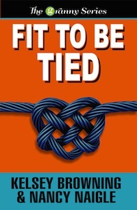 BLOG CONTEST! Nancy Naigle - FIT TO BE TIED