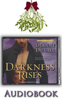 Warm Up Your Holidays with a DARKNESS RISES Audiobook from Dianne Duvall!