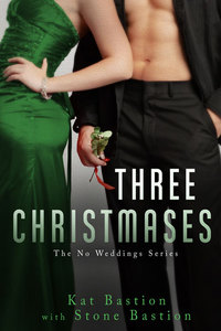 Baby, it's hot inside...Merry THREE CHRISTMASES from Kat and Stone Bastion!