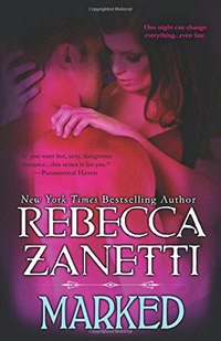 Add MARKED by Rebecca Zanetti to Your Christmas Wish List!