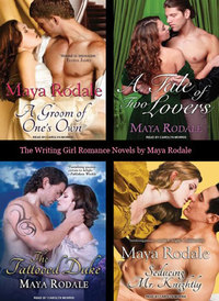 Win a Regency Romance Series  on Audiobook by Maya Rodale!