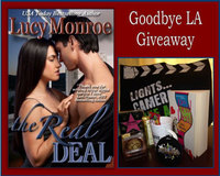 The Goodbye LA Giveaway from Lucy Monroe!