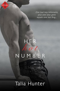 Win an Amazon Gift Card with Talia Hunter's HER HOT NUMBER Giveaway!