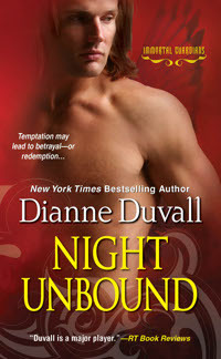 Enter to win a SIGNED copy of Dianne Duvall�s NIGHT UNBOUND!