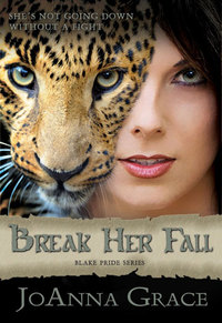 Fall Prey to a Fiery Love Story by JoAnna Grace!