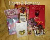 Hearts and Romance by Lucy Monroe!