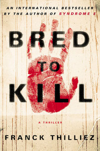 Add a Little Mystery to Valentine's with BRED TO KILL by Franck Thilliez!