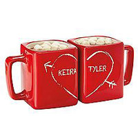 Win Personalized Sweetheart Mugs for You and Your Valentine from DiAnn Mills!
