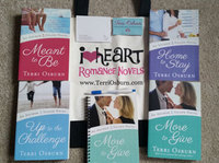 Fall In Love on Anchor Island Books and Tote Giveaway from Terri Osburn!