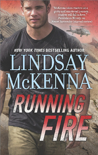 Fill Your Spring  with Romantic Suspense from Lindsay McKenna!