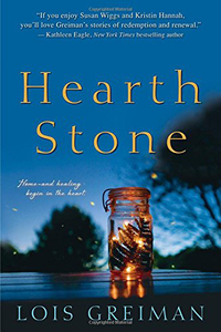 Celebrate Spring and the Release of HEARTH STONE with Lois Greiman!
