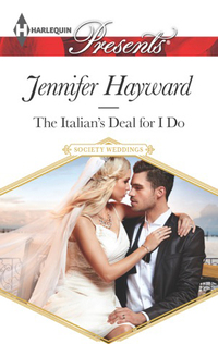 Kick off the Wedding Season with a $20 Amazon Gift Card & Jennifer Hayward!