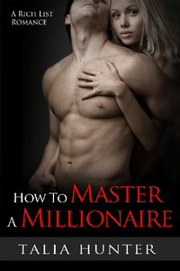 Win an Amazon Gift Card with Talia Hunter's HOW TO MASTER A MILLIONAIRE Giveaway!