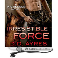 Win the First Book in the K-9 Rescue Series from D.D. Ayres! Hot guys! Cool K-9s! What's not to like?