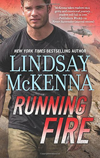 Celebrate the Shadows This Spring, the Shadow Warriors that is, with a Chance to Win RUNNING FIRE from Lindsay McKenna!