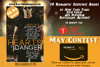 Hearts in Danger $0.99 Box Set to Benefit the American Heart Association! $25 Gift Card Contest!