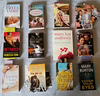 Get a HUGE box of signed books from the Washington Romance Writers!