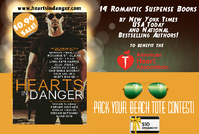 HEARTS IN DANGER $10 Gift Card from Mandy Harbin: Read This Summer, Protect Your Heart!