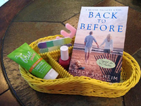 Slip Into Your Flip Flops and Hit the Beach with BACK TO BEFORE from Tracy Solheim!