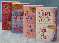 Visit the House of Haverstock with Cheryl Bolen