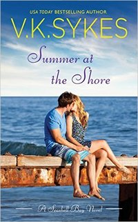 Celebrate a Sizzling Summer Christmas with V.K. Sykes!