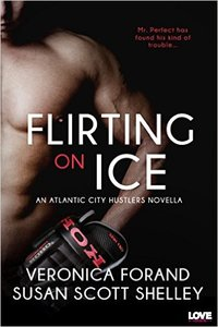 Win FLIRTING ON ICE by Veronica Forand