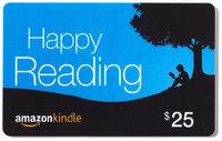 Win a $25 Amazon Gift Card from Terri Osburn