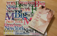 Win a Colorful New York City Tote and a Signed Book from Terri Osburn