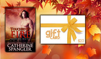 Win a $20 Gift Card and an E-book in Catherine Spangler�s �Fall Celebration Contest!