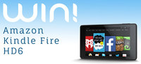 Tell Kerry Adrienne What You Fear  and Win A Kindle Fire HD6!