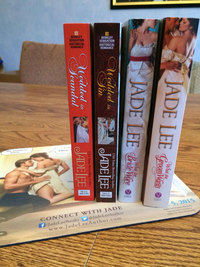 Sweeten Your Valentine's Day with a Contest from Jade Lee